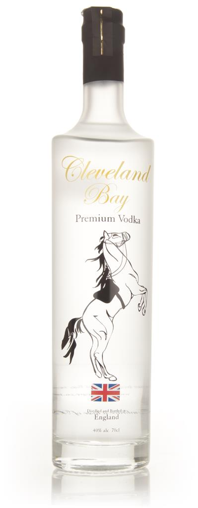 Cleveland Bay Premium Plain Vodka