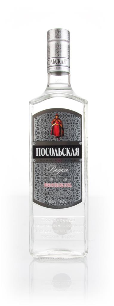 Posolskaya Premium Plain Vodka