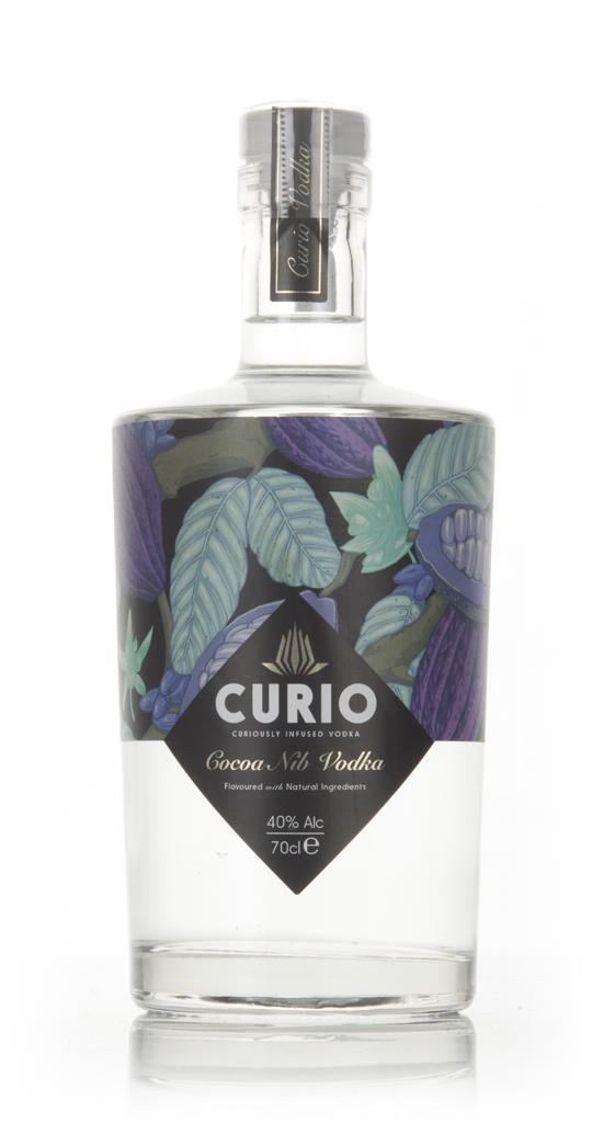 Curio Cocoa Nib Flavoured Vodka