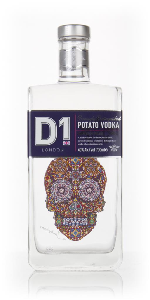 D1 Potato Plain Vodka