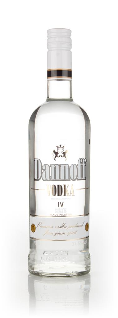Dannoff Plain Vodka