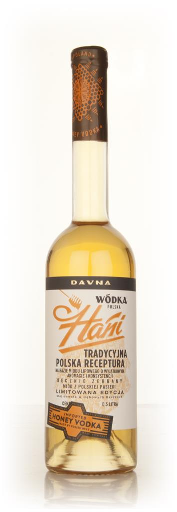 Davna Hani Linden Honey Flavoured Vodka