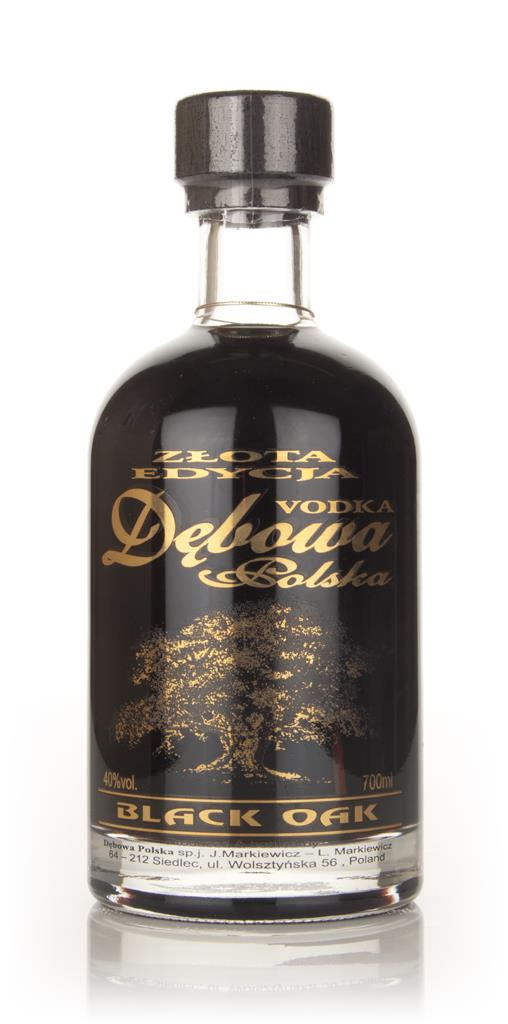 Debowa Black Oak Flavoured Vodka