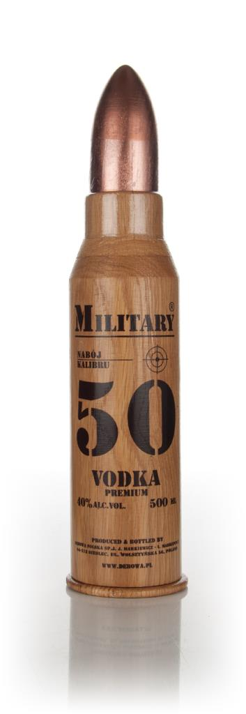 Debowa Military 50 Premium Plain Vodka