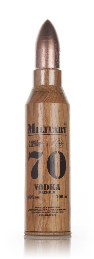 Debowa Military 70 Premium Plain Vodka