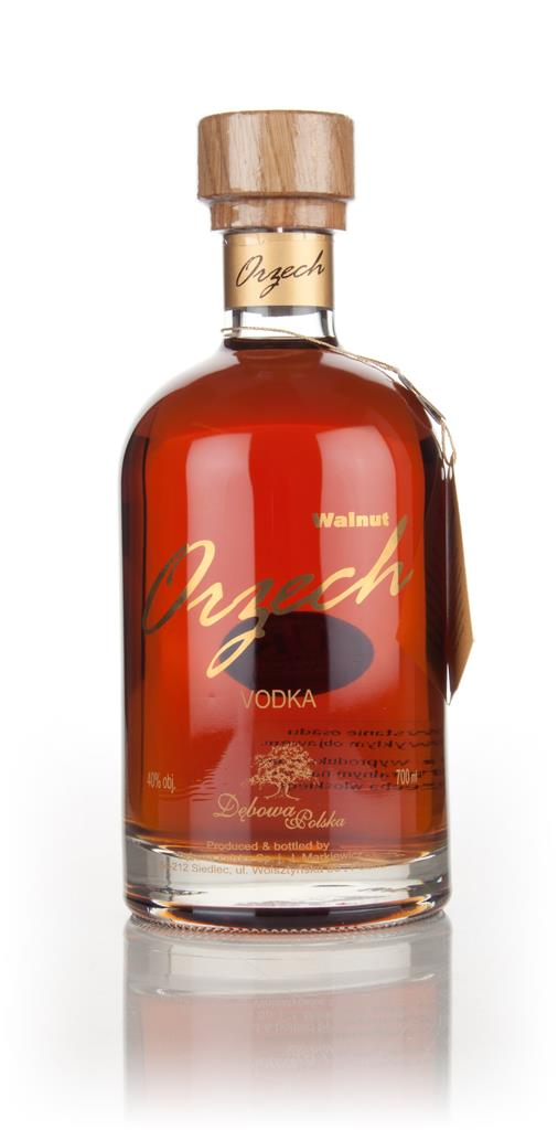 Debowa Orzech (Walnut) 3cl Sample Flavoured Vodka
