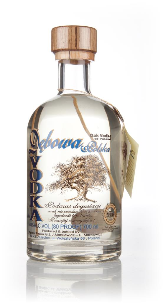 Debowa Polish Oak Vodka 3cl Sample Flavoured Vodka