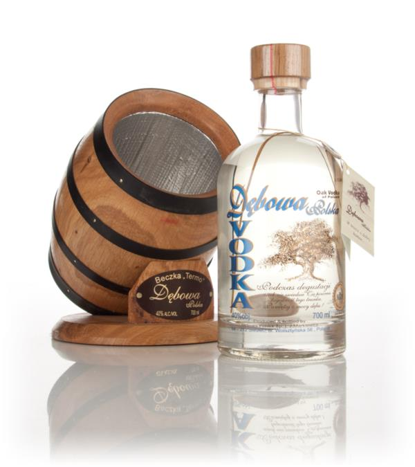 Debowa Polish Oak Vodka with Thermo-Barrel Flavoured Vodka