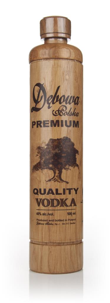 Debowa Premium Vodka (50cl) Plain Vodka