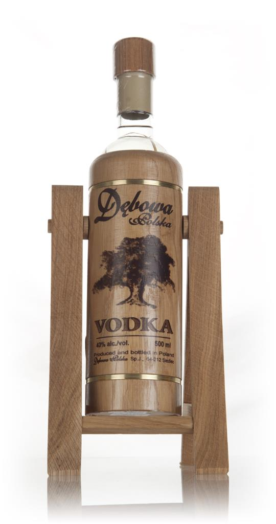 Debowa Premium Vodka Swing Stand Flavoured Vodka