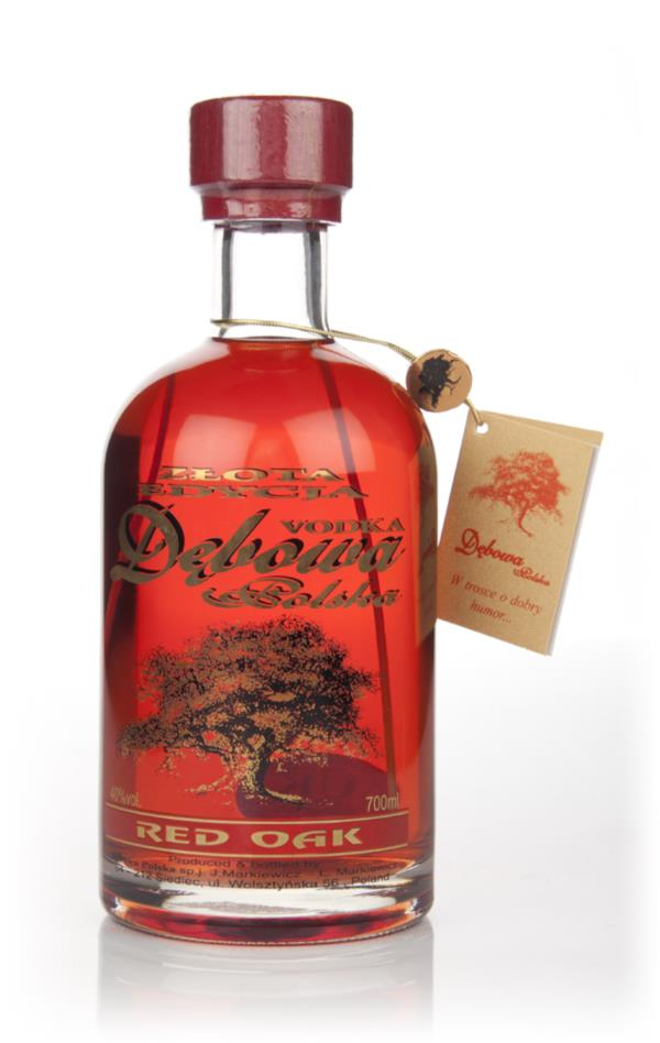 Debowa Red Oak Flavoured Vodka