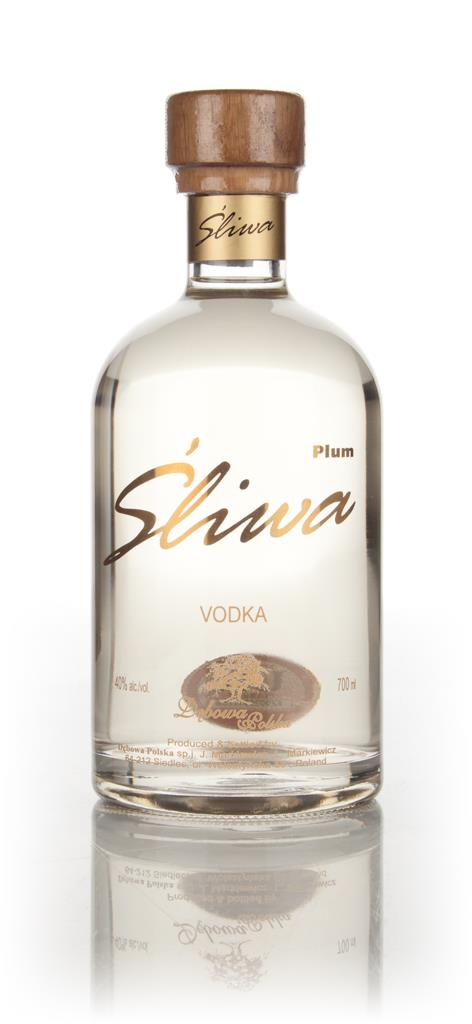Debowa Sliwa (Plum) Vodka 3cl Sample Flavoured Vodka