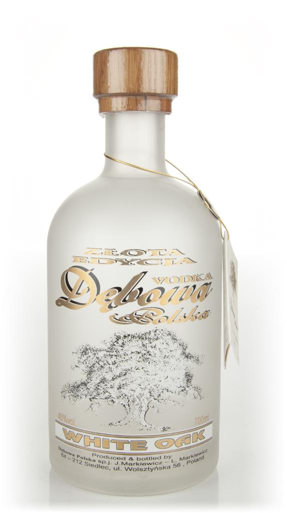 Debowa White Oak Plain Vodka