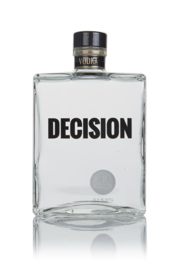 Decision Plain Vodka