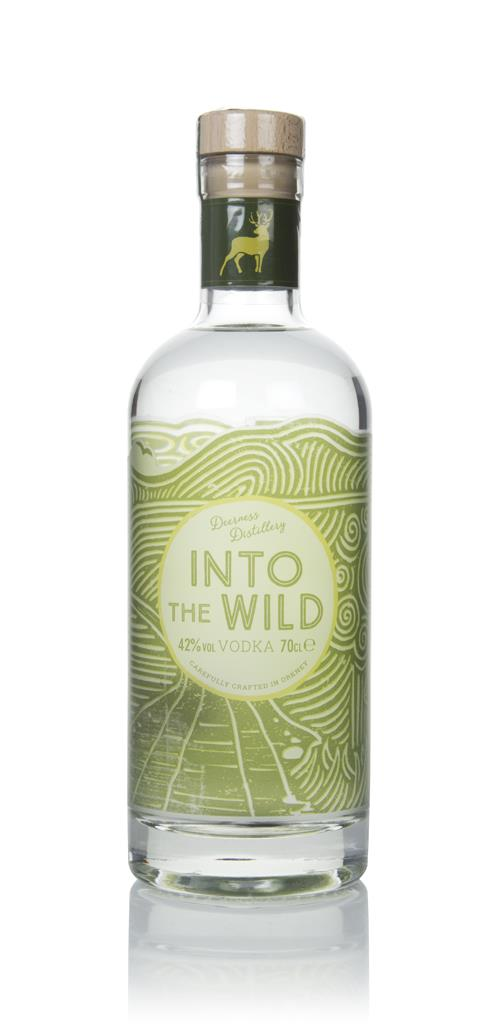 Into The Wild Plain Vodka