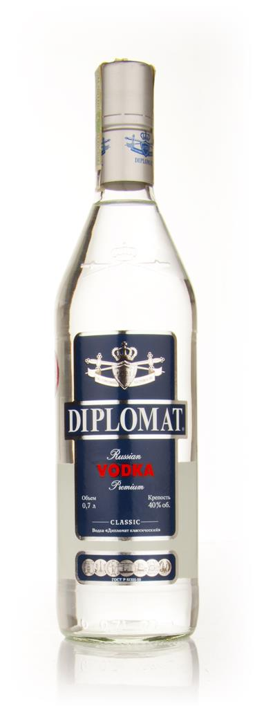Diplomat Plain Vodka