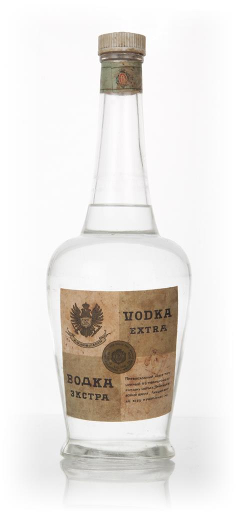 Brams Vodka Extra - 1950s Plain Vodka