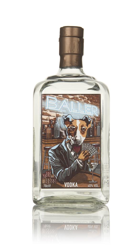Baller Plain Vodka