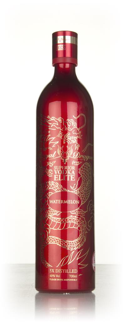 Royal Dragon Elite Watermelon Flavoured Vodka