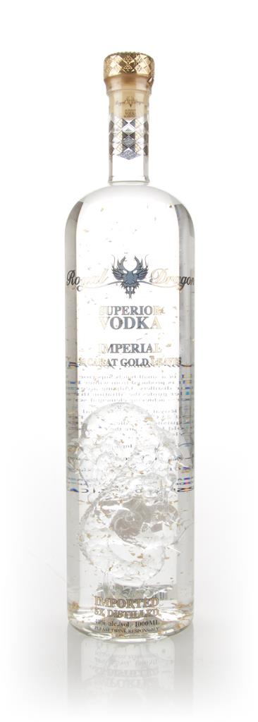 Royal Dragon Imperial Vodka 1l Plain Vodka