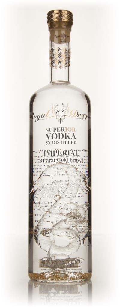 Royal Dragon Imperial Plain Vodka