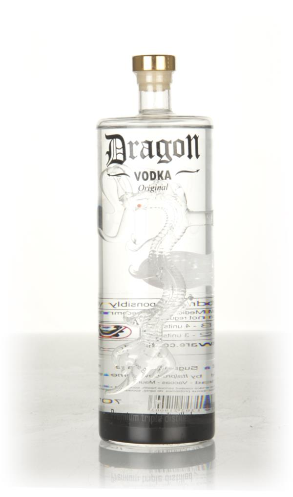 Dragon Vodka Original Plain Vodka