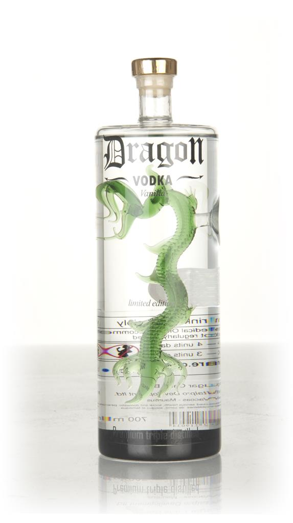 Dragon Vodka Vanilla Flavoured Vodka