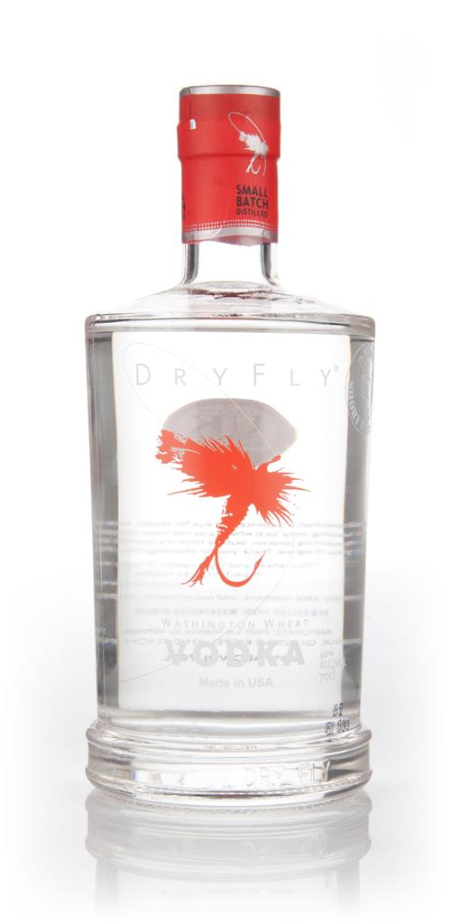 Dry Fly Plain Vodka