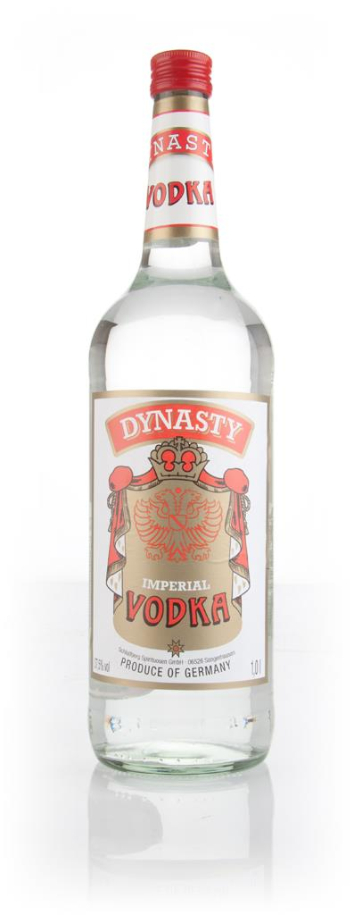 Dynasty Vodka 1l Plain Vodka