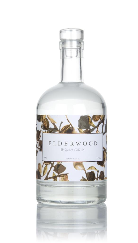 Elderwood English Plain Vodka