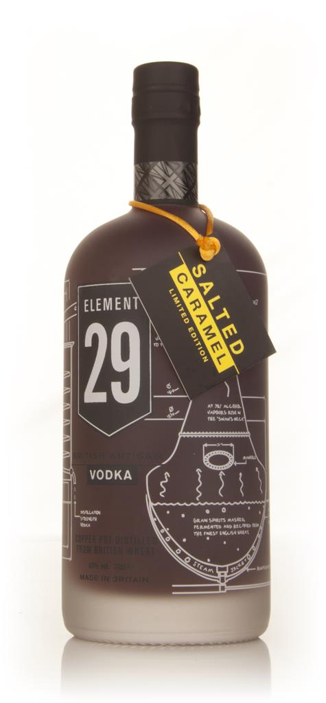 Element 29 Salted Caramel Flavoured Vodka
