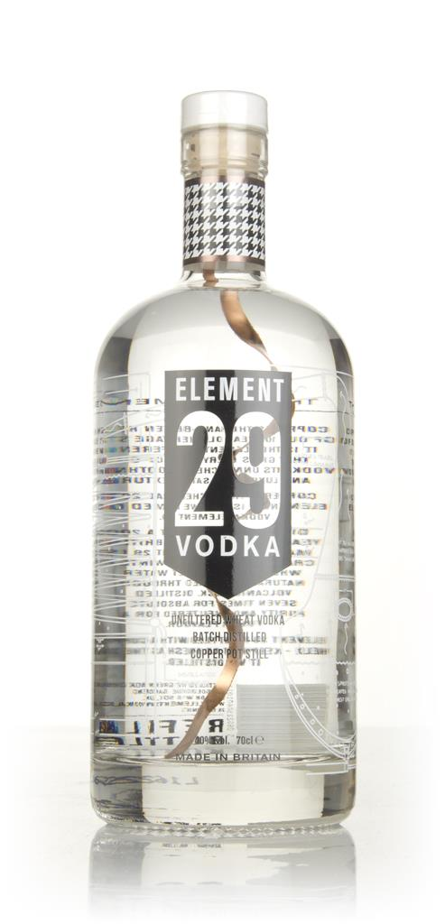 Element 29 Wheat Plain Vodka