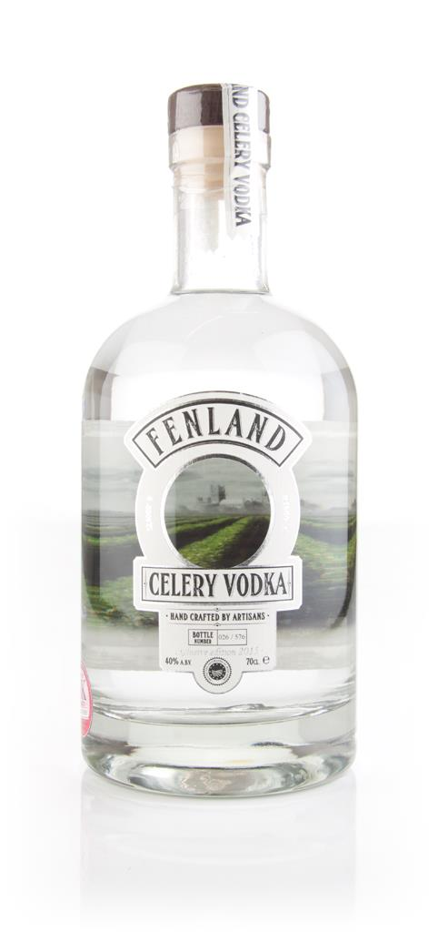 Fenland Celery Flavoured Vodka