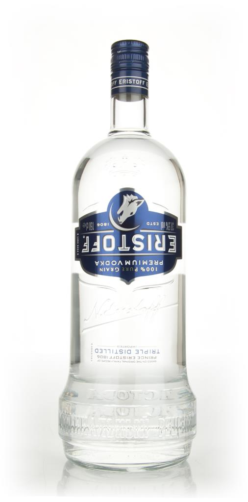 Eristoff Vodka 1.5l Plain Vodka
