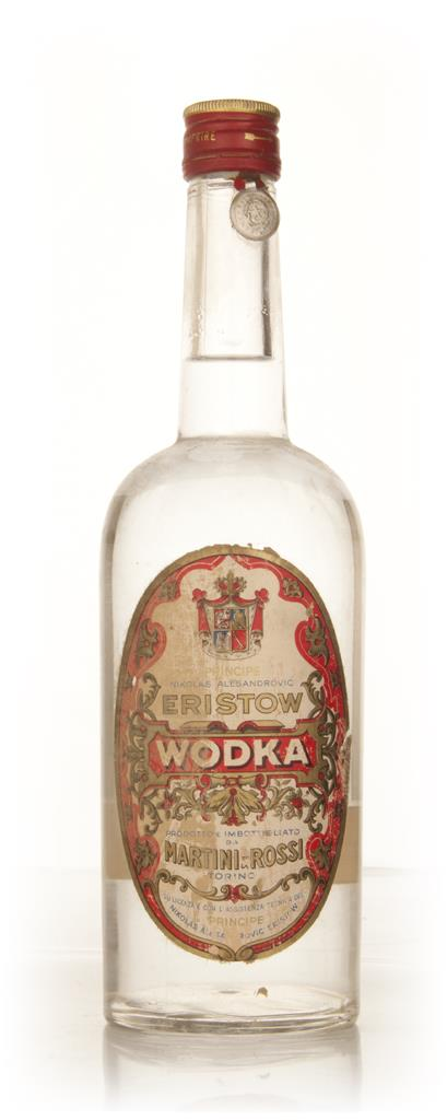Eristow Wodka - 1949-59 Plain Vodka