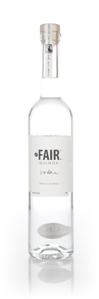 FAIR. Quinoa Plain Vodka