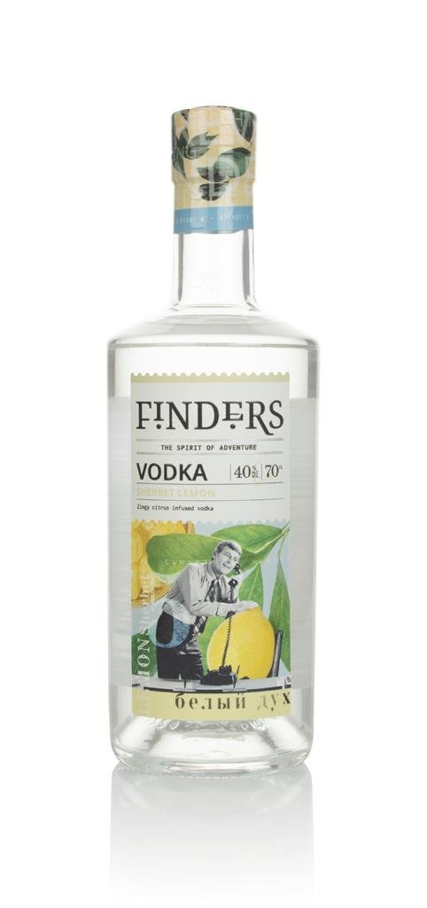 Finders Sherbet Lemon Flavoured Vodka