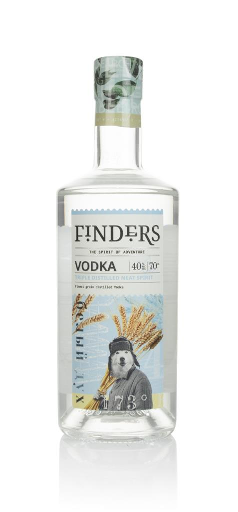 Finders Plain Vodka