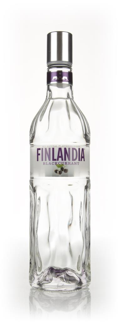 Finlandia Blackcurrant 37.5% Flavoured Vodka