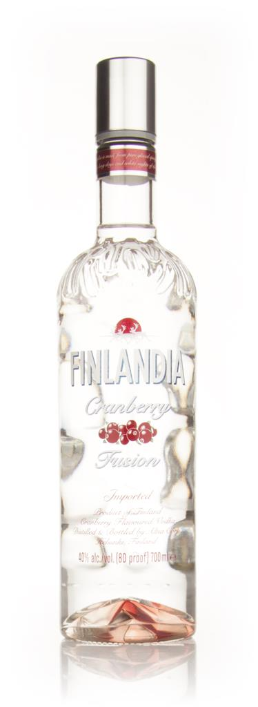 Finlandia Cranberry Fusion Flavoured Vodka