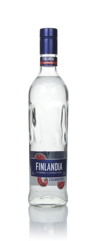 Finlandia Cranberry Flavoured Vodka