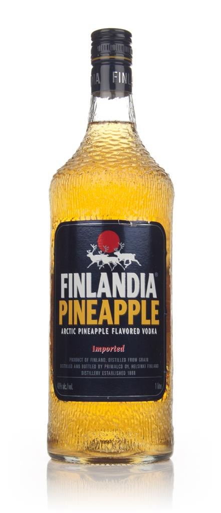 Finlandia Pineapple Vodka - 1995 Flavoured Vodka