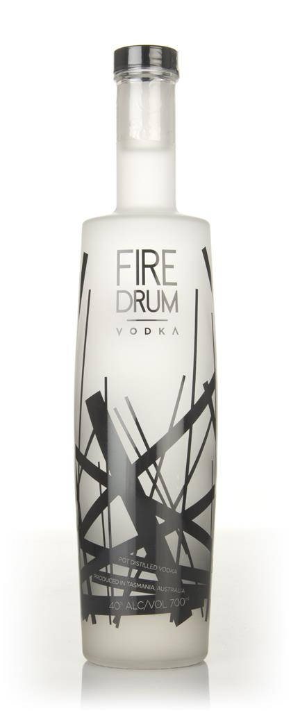 Fire Drum Plain Vodka