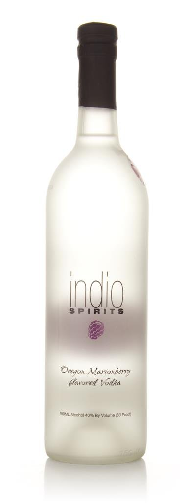 Indio Spirits Oregon Marionberry Flavored Flavoured Vodka