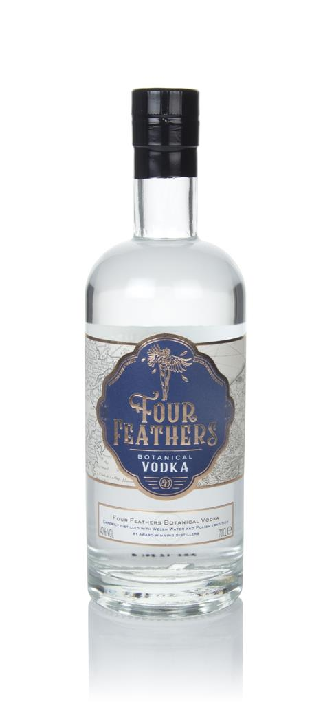 Four Feathers Botanical Flavoured Vodka