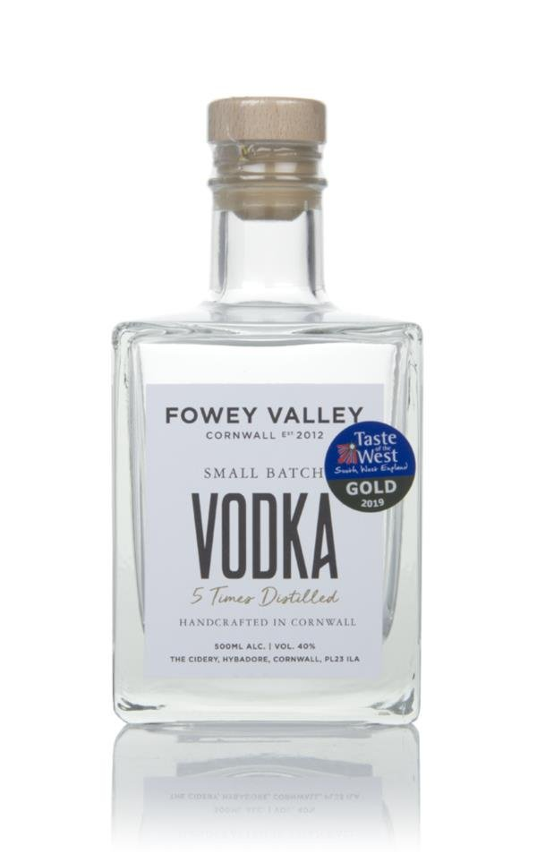 Fowey Valley Plain Vodka