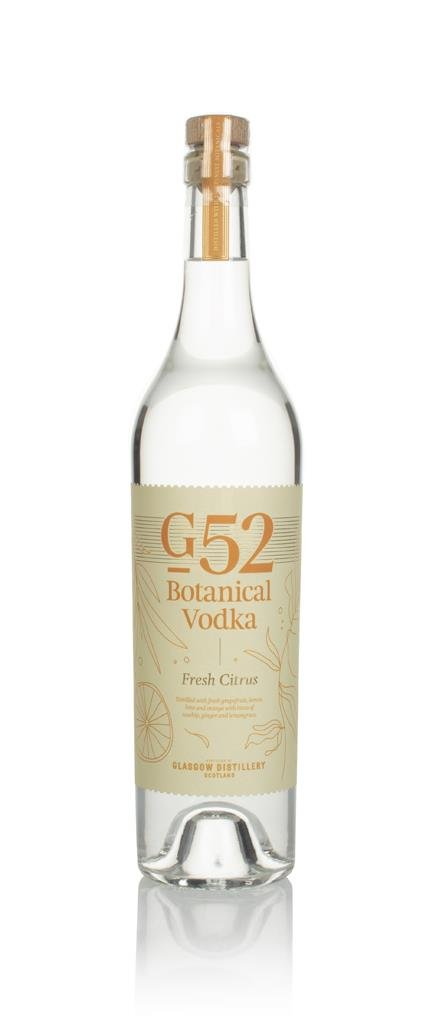G52 Fresh Citrus Botanical Flavoured Vodka