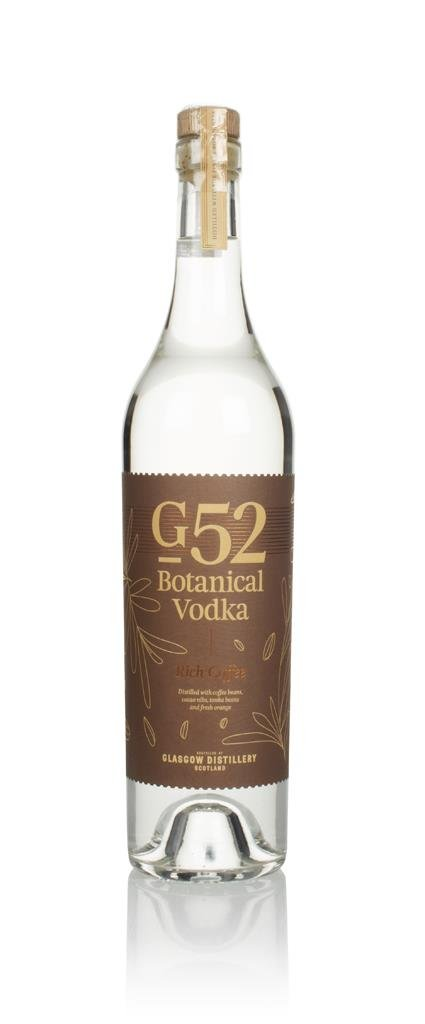 G52 Rich Coffee Botanical Flavoured Vodka