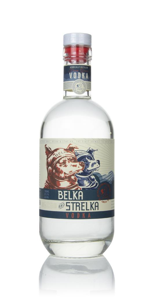 Belka & Strelka Plain Vodka
