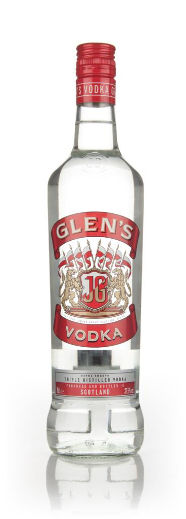 Glens Plain Vodka